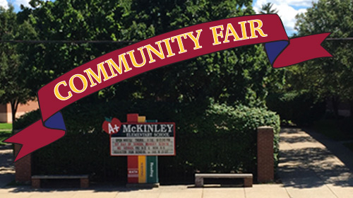 McKinley School Community Fair